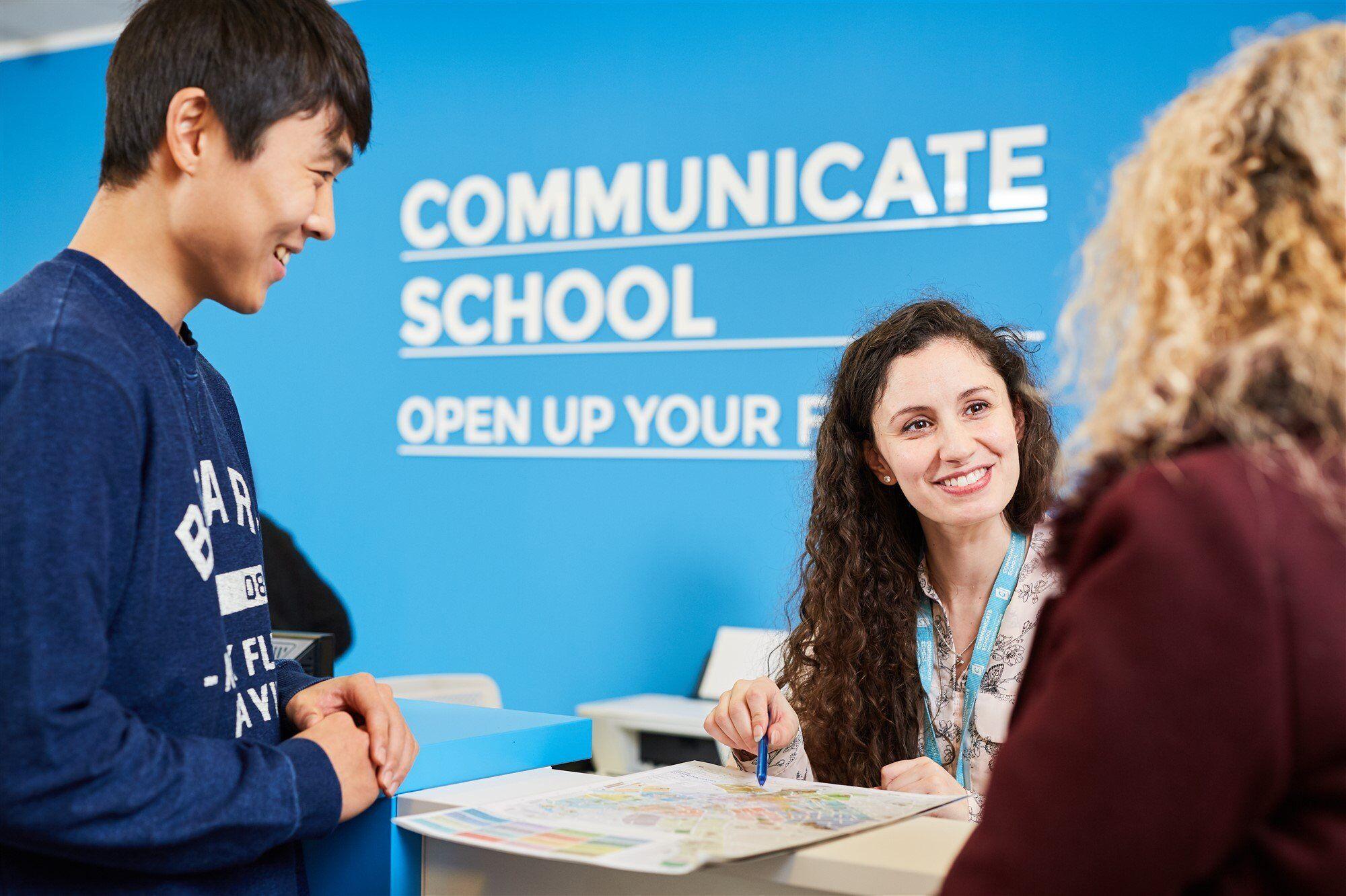 communicate school manchester malvern plc subisdairy